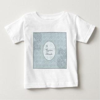 diseño elegante felicitación abuelo camisetas