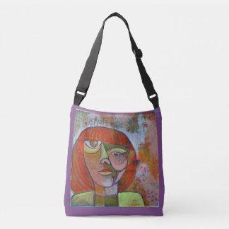 Diseño enrrollado del arte de la bolsa para