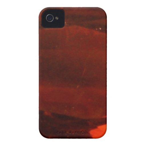 Diseño exclusivo de Rubin iPhone 4 Protector