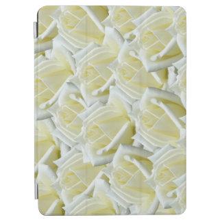 diseño floral hermoso de la fotografía de los cubierta de iPad air