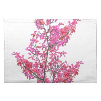 Diseño floral lindo colorido salvamanteles