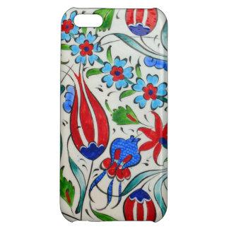 Diseño floral turco