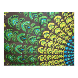 Diseño fresco del Hippie Postal