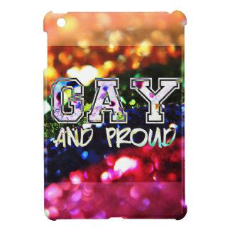 Diseño gay y orgulloso del arco iris