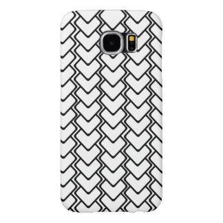 Fundas geométricas para Samsung Galaxy S6 en Zazzle