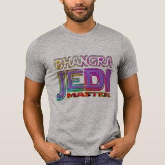 diseño indio de la camiseta del desi del jedi del