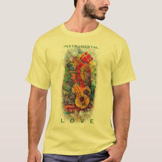 Diseño instrumental #8 de la camisa del amor