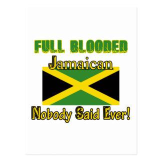 Diseño jamaicano del ciudadano postal