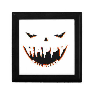 Diseño lindo de Halloween Joyero