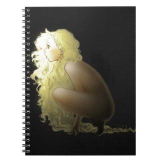 Diseño original de Rapunzel Libretas