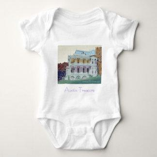 Diseño original de tesoro del Victorian Body Para Bebé
