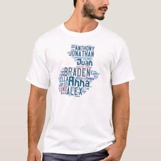 Diseño para hombre 1 camiseta