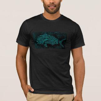 Diseño para hombre de la camisa de Mahi Mahi