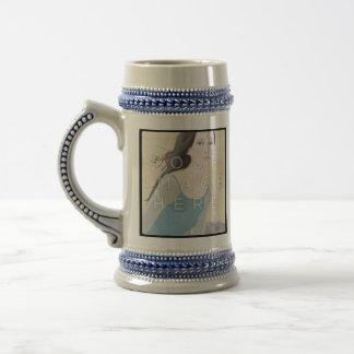 Diseño personal de encargo de la taza de Instagram