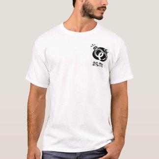 Diseño personalizado de la novia camiseta