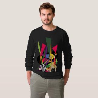 Diseño popular de la NUEVA alegría de la selva de Sudadera