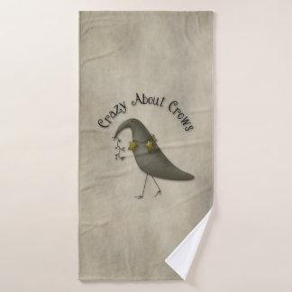 Diseño primitivo del país loco por cuervos