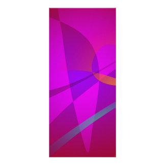 Diseño profundo del extracto del rojo de vino diseño de tarjeta publicitaria