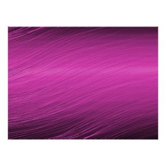 Diseño púrpura cojinete