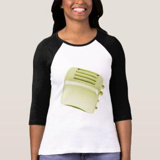 Diseño retro de la tostadora del vintage - camisetas