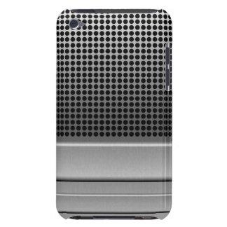 Diseño retro del micrófono iPod touch Case-Mate carcasas