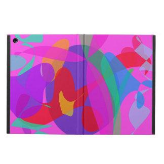 Diseño rosado psicodélico único
