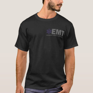 Diseño sometido EMT del táctico-estilo Camiseta