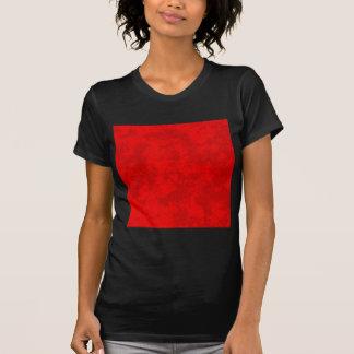 Diseño suave del Grunge Red2 Camiseta