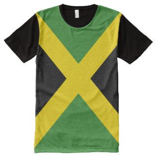 Diseño unisex de la bandera de las camisetas sin