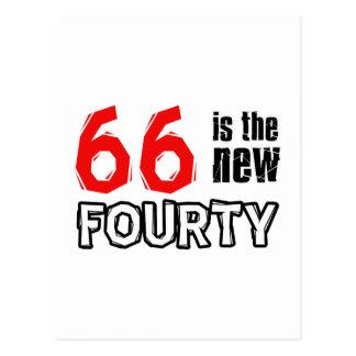 diseños 66 años postal