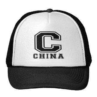 Diseños de China Gorro De Camionero