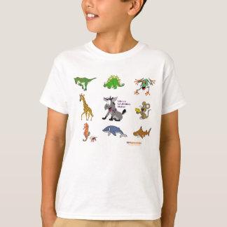 Diseños de Fishfry: La vida es una camiseta del