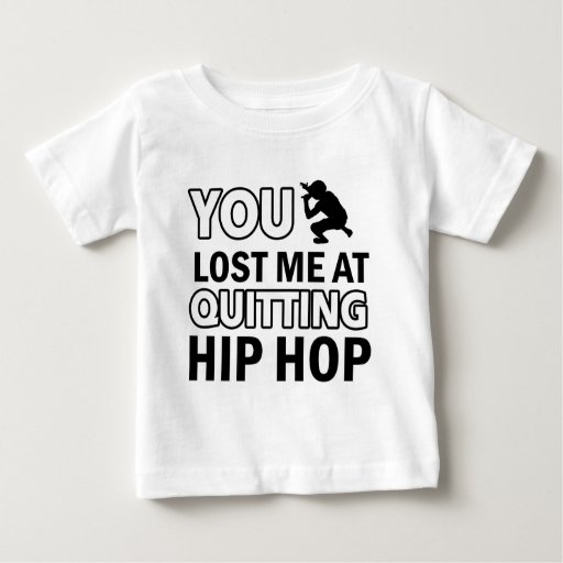 Diseños de Hip Hop Camiseta