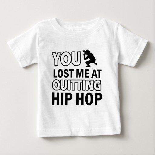Diseños de Hip Hop Camiseta Para Bebé