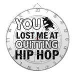 Diseños de Hip Hop Tabla Dardos