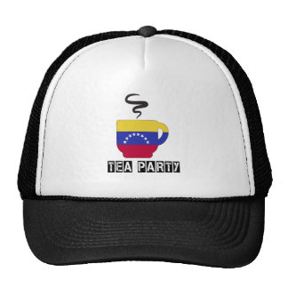 Diseños de la bandera de Venezuela Gorras De Camionero