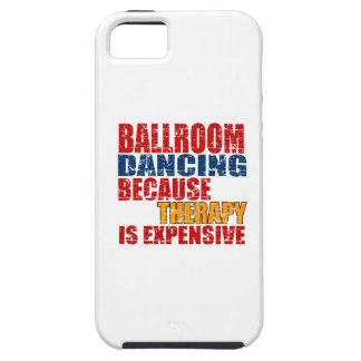 Diseños de la danza de salón de baile iPhone 5 coberturas