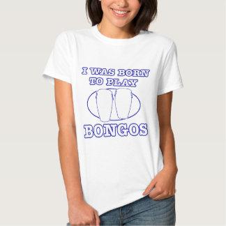 diseños de los bongos camiseta