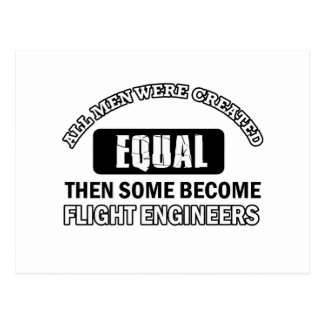 Diseños de los ingenieros de vuelo postal