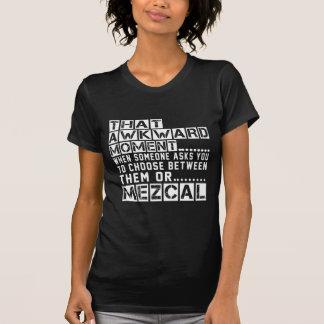 Diseños de Mezcal Camisetas