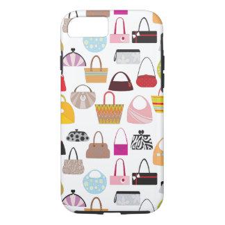 Diseños del amante del monedero de la diva funda iPhone 7