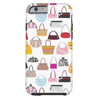 Diseños del amante del monedero de la diva funda para iPhone 6 tough