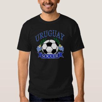 Diseños del balón de fútbol de Uruguay Camisetas