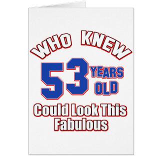 diseños del cumpleaños de 52 años