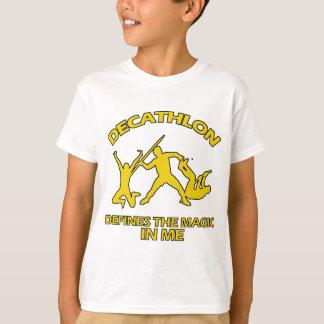 DISEÑOS del decathlon Camiseta