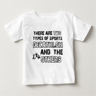 Diseños del Decathlon para los amantes del deporte Camisas