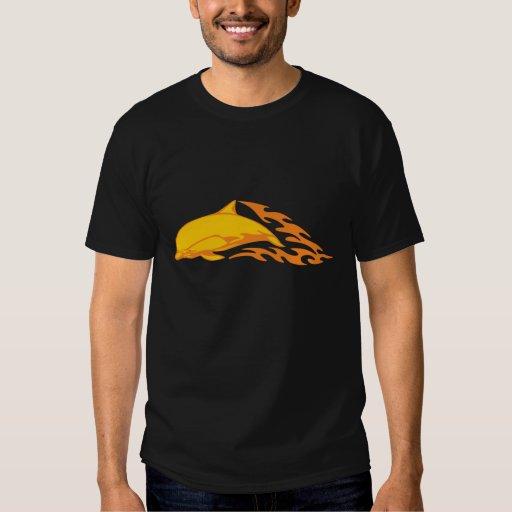Diseños del delfín camisas