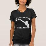 Diseños del vector del saxofón del alto camiseta