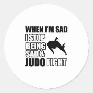 Diseños frescos del judo