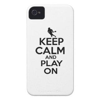 Diseños frescos del vector de los deportes Case-Mate iPhone 4 cárcasas